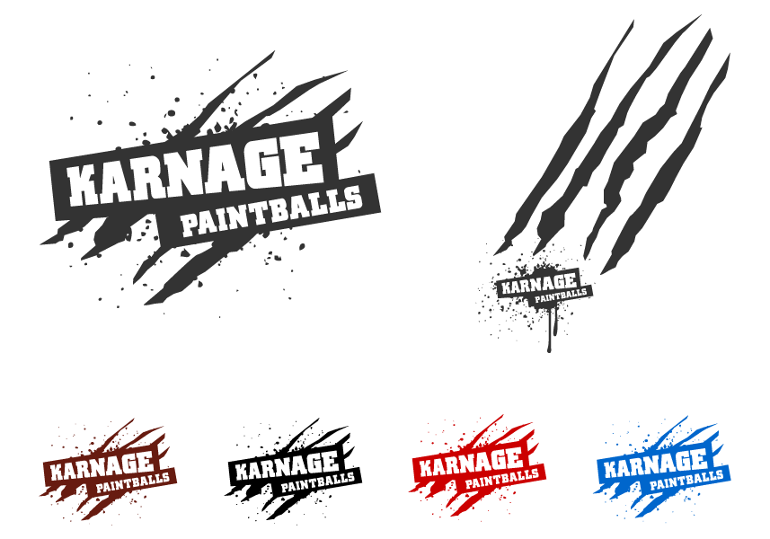 Karnage Paintballs